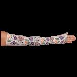 LympheDudes Gem Compression Arm Sleeve And Gauntlet,Each,GEM