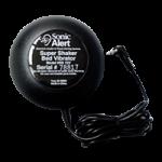 Sonic Alert Super Shaker Bed Vibrator,Shaker With adapter,Each,SS120V