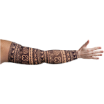 LympheDivas Dennis Mcnett Compression Arm Sleeve,Each,Denis Mcnett