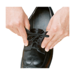 Norco Regular Elastic Shoelaces,Brown, 24″L,38Pair/Pack,NCM28686-BULK