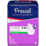 Prevail PurseReady Maximum Absorbency Women Underwear,Small/Medium,20/Pack,PRU-512