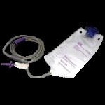 Amsino Cleansing Enema Bag Set,1500ml,50/Pack,AS330