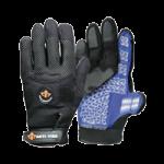 IMPACTO Anti-Vibration Mechanics Air Gloves,Small,Pair,BG408-S