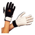 IMPACTO Full Finger Gloves,X-Small,Pair,403-30-XS