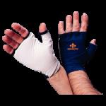 IMPACTO Fingerless Gloves,Medium,Pair,501-35-M