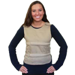 Polar Cool58 Phase Change Poncho cooling vest,With Four 400g Cooling Packs,Each,PCV 400