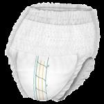 Abri-Flex Premium Large Protective Underwear,L1, 1400ml, Hip Size: 100cm to 140cm,14/Pack, 6Pk/Case,41077