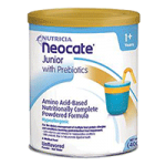 Nutricia Neocate Pediatric Nutritionally Complete Food with Prebiotics,Vanilla, 400gm (14oz), Can,Each,60627