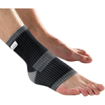 Vulkan Advanced Elastic Ankle Supports,Small,Each,91216787