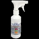 Carrington UltraKlenz Wound and Skin Cleanser,8oz, Spray Bottle,6/Case,CRR108080