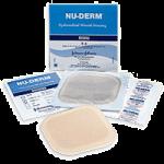 Systagenix Nu-Derm Bordered Hydrocolloid Wound Dressing,6″ x 6″,20/Case,HCB106