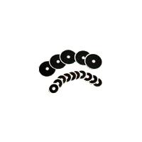 28620124246Perma-Type_Company_New_Form_Karaya_Washers
