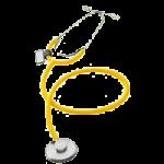 MDF Singularis Single Patient Use Stethoscope,Canary-Yellow,10/Pack,MDF727E