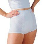 Salk HealthDri Cotton Ladies Moderate Panties,Size 10, 34″ to 36″ Waist,Each,PMC010