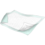 Covidien Kendall Durasorb Plus Disposable Underpads,Bulk,75/Case,7193