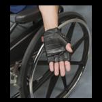 Mesh Back Gel Gloves,Large, 4-1/4″ to 4-1/2″,Pair,NC53894-4