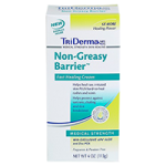 TriDerma Non-Greasy Barrier Fast Healing Cream,4 oz tube,12/Pack,61045