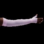 LympheDivas Diva Dots Compression Arm Sleeve And Gauntlet,Each,DIVA DOTS