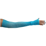 LympheDivas Currents Compression Arm Sleeve And Gauntlet,Each,CURRENTS