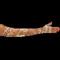30320155025LympheDivas-Daisy-Dark-Compression-Pattern-Arm-Sleeve-And-Gauntlet