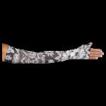 LympheDivas Bali Night Compression Arm Sleeve And Gauntlet,Each,BALI NIGHT