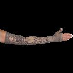 LympheDivas Athena Compression Arm Sleeve And Gauntlet,Each,ATHENA