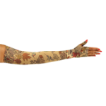LympheDivas Hummingbird Compression Arm Sleeve And Gauntlet,Each,HUMMINGBIRD