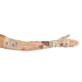 30320155532LympheDivas-Mariposa-Beige-Compression-Pattern-Arm-Sleeve-And-Gauntlet