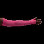 LympheDivas Fuchsia Compression Arm Sleeve And Gauntlet,Each,FUCHSIA