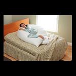 Rolyan 10 Feet Long Body Pillow Cover,Body Pillow Cover,Each,563017