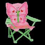 Melissa & Doug Bella Butterfly Chair,25″ x 13″ x 12.75″, Assembled,Each,6173