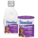 Abbott Similac Expert Care Alimentum Hypoallergenic Formula with Iron,Ready to Feed, 8fl oz (237ml), Can,24/Case,57508