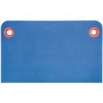 Ecowise Elite Workout Mat With Eyelets,Blue,Each,80502
