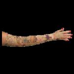 LympheDivas Viva Vida Compression Arm Sleeve And Gauntlet,Each,VIVA VIDA