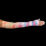 LympheDivas Sunburst Compression Arm Sleeve And Gauntlet,Each,SUNBURST