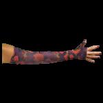 LympheDivas Zahara Compression Arm Sleeve And Gauntlet,Each,ZAHARA