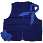 Polar Cool Comfort Cooling Vest Kit,Each,CCSV