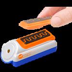Urocare DRI Eclipse Wireless Bed-wetting Alarm,3-1/4″ x 1-5/8″ x 1-1/8″,Each,4610