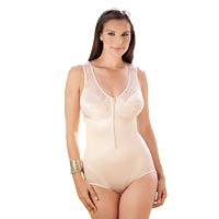 e754dd98db5 Anita Comfort Mylena Series 3419 Support Corselet features an additional  zip at the front for easy dressing and undressing. The gloss