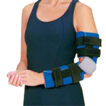 Flex Cuff Elbow Orthosis,Medium, Mid Humerus Circumference: 10″ to 12″ (25.4cm to 30.5cm),Each,55028302