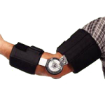 Rolyan Multi Use Elbow Orthosis,Medium, Mid Humerus Circumference: 9″ to 13″ (23cm to 33cm),Each,56090902