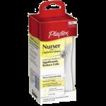 Playtex Drop-Ins Premium Nurser Bottle,8oz,24/Case,5885
