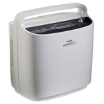 Respironics SimplyGo Portable Oxygen Concentrator,With 3 Year Warranty,Each,1068987/1097577