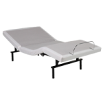 Leggett & Platt Softline Bello Model B-120-20 Adjustable Bed,Queen,Each,4AP145