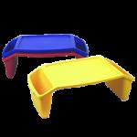 Maddak Bed Tray,23-1/2″L x 12″W x 8″H (60cm x 30cm x 20cm),Each,H764170000