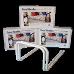 Bed Handles Travel Handles,Travel Handles,Pair,BEDBA11W