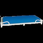 Medline Extra Low PVC Bariatric Bed,Each,PVCM68040R