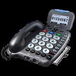 Sonic Alert Digital Amplified Telephone with Talking Caller ID And Talking Keys,Talking Caller ID And Talking Keys,Each,Ampli550
