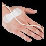 Grip-Lok Universal Catheter and Tubing Securement Device,Medium: 3.5″L, Tubing Range: 3mm to 8mm,100/Case,3300M