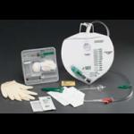 Bard Lubri-Sil Drainage Bag Foley Tray,With 16FR Catheter,10/Case,907316